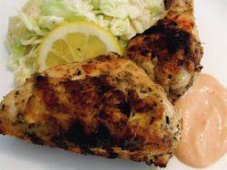 Cytrynowy kurczak