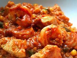 Jambalaya - Kurczak z ryżem na ostro