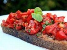 Bruschetta - pyszna grzanka po włosku